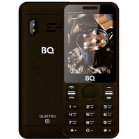 BQ-Mobile BQ-2812 Quattro Power (коричневый) Image #1