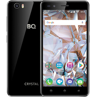 BQ-Mobile BQ-5054 Crystal (черный) Image #2