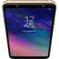 Samsung Galaxy A6+ (2018) 3GB/32GB (золотистый) Image #13