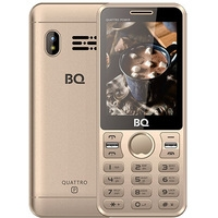 BQ-Mobile BQ-2812 Quattro Power (золотистый) Image #1