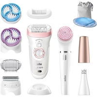Braun Silk-epil Beauty Set 9 9/985 BS Wet & Dry