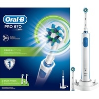 Braun Oral-B Pro 670 Cross Action