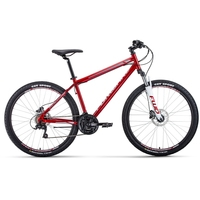 Forward Sporting 27.5 3.0 disc р.17 2020 (красный)