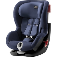 Britax Romer King II Black Series (полночный синий)