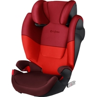 Cybex Solution M-Fix (rumba red)