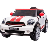 RiverToys Mini Cooper JJ2258 (белый) Image #1