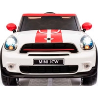 RiverToys Mini Cooper JJ2258 (белый) Image #2