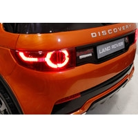 RiverToys Land-Rover Discovery Sport O111OO (оранжевый) Image #5
