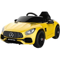 RiverToys Mercedes-Benz AMG GT O008OO (желтый) Image #1