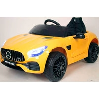 RiverToys Mercedes-Benz AMG GT O008OO (желтый) Image #2