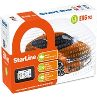 StarLine E96 BT v2 2CAN+4LIN