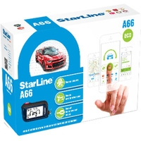 StarLine A66 ECO Image #1