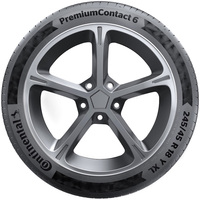 Continental PremiumContact 6 255/60R18 112V Image #2