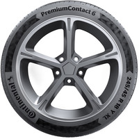 Continental PremiumContact 6 245/45R20 99V Image #2