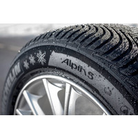 Michelin Alpin 5 215/45R17 91H Image #2