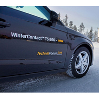 Continental WinterContact TS 860 195/65R15 91T Image #5