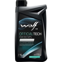 Wolf OfficialTech 0W-30 MS-FFE 1л