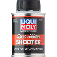 Liqui Moly Motorbike Speed Additiv Shooter 80 мл