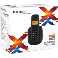 TeXet TX-D4505A (белый) Image #3
