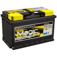 TAB Magic Stop&Go Asia EFB 60 JR (60 А·ч) [212860] Image #1