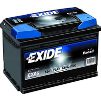 Exide Excell EB741 (74 А/ч)