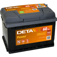 DETA Power DB602 (60 А·ч)
