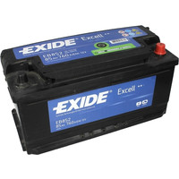 Exide Excell EB852 (85 А/ч)