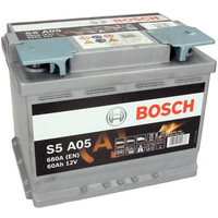Bosch S5 A05 (560901068) 60 А/ч