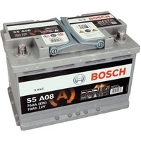 Bosch S5 A08 (570901076) 70 А/ч
