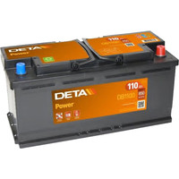DETA Power DB1100 (110 А·ч)