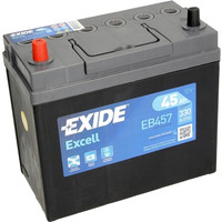 Exide Excell EB457 (45 А/ч)