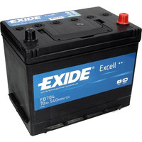 Exide Excell EB704 (70 А/ч)