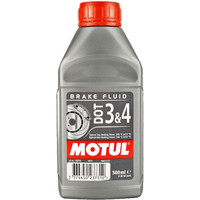 Motul DOT 3&4 Brake Fluid 0.5л