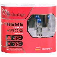 Clear Light X-treme Vision H1 2шт