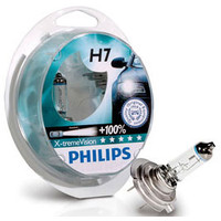 Philips H7 X-Treme Vision 2шт