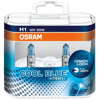 Osram H1 Cool Blue Intense 2шт [62150CBH-HCB]