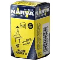 Narva H7 Range Power 50 1шт [48339]