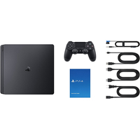 Sony PlayStation 4 Slim 1TB GT Sport + God of War + Horizon Zero Dawn Image #3