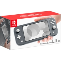 Nintendo Switch Lite (серый)