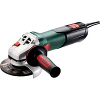 Metabo WEV 11-125 Quick 603625000 (без кейса)