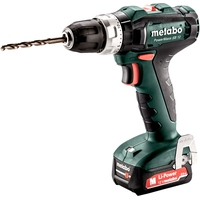 Metabo PowerMaxx SB 12 601076500 (с 2-мя АКБ, кейс)