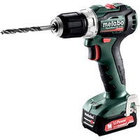Metabo PowerMaxx BS 12 BL 601038500 (с 2-мя АКБ 2 Ah, кейс)