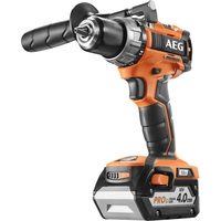 AEG Powertools BS 18C2BL Li-402C 4935464095 (с 2-мя АКБ, 4.0 Ah, кейс)