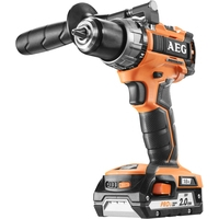 AEG Powertools BS 18C2BL Li-202C 4935464094 (с 2-мя АКБ, кейс)