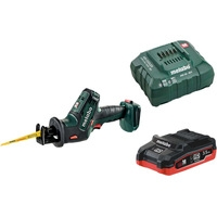 Metabo SSE 18 LTX Compact T03340 (с 1-м АКБ 3.5 Ah)