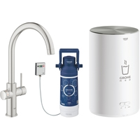 Grohe Red Duo 30083DC1 (сталь)