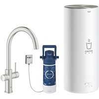 Grohe Red Duo 30079DC1 (сталь)