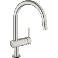 Grohe Minta Touch 31358DC1 (сталь)