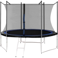 Fitness Trampoline 10 Ft Inside