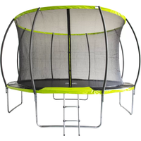 Fitness Trampoline Green 427 см - 14ft Extreme Inside